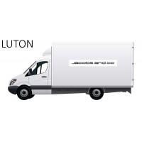 Luton Van £45 per hour (excl)